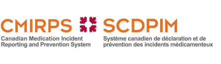 Canadian Medication Incident Reporting and Prevention System logo